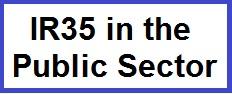 IR35 Public Sector
